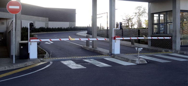 Automatic Gate Barriers | Al Maha Business Systems Muscat, Sohar, Oman